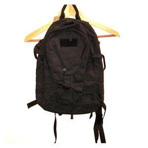 Other - Black Tactical Backpack